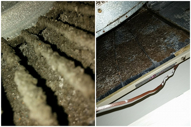 Air Duct Cleaning for HVAC System in and near Bonita Springs Florida